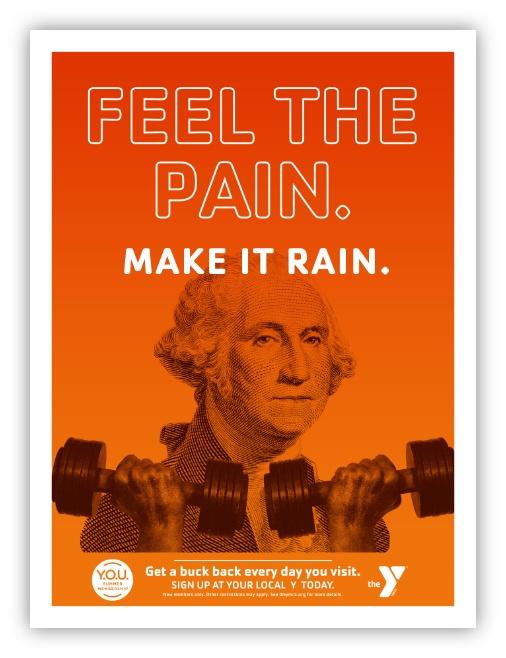 YMCA poster design